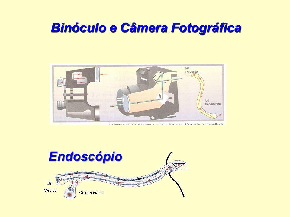 Binóculo e Câmera Fotográfica