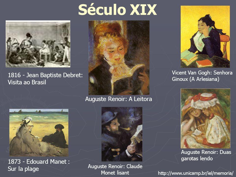 Auguste Renoir: Claude Monet lisant