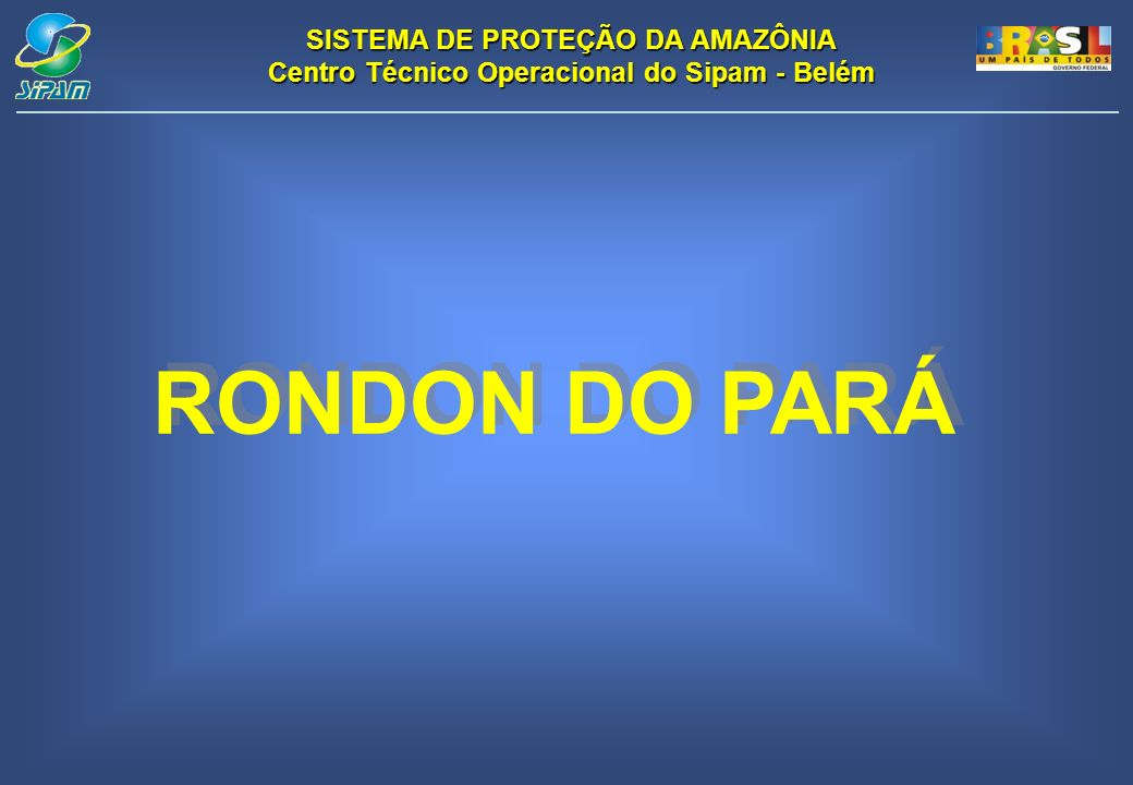 RONDON DO PARÁ