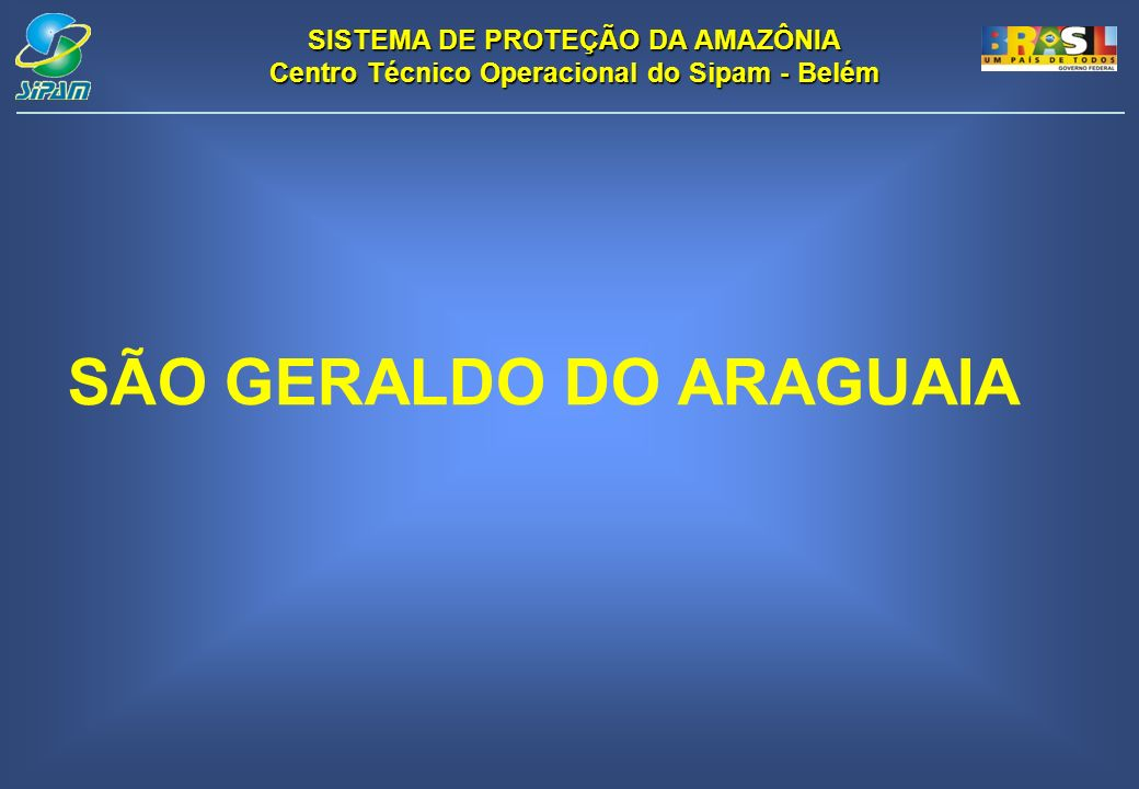 SÃO GERALDO DO ARAGUAIA