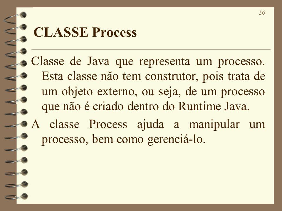 CLASSE Process