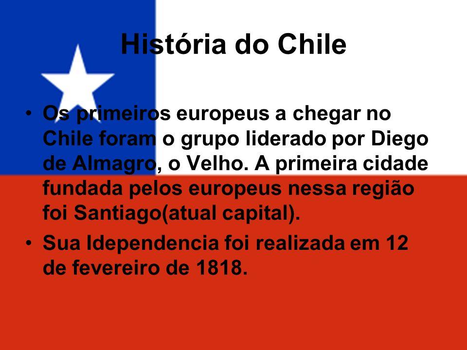 História do Chile