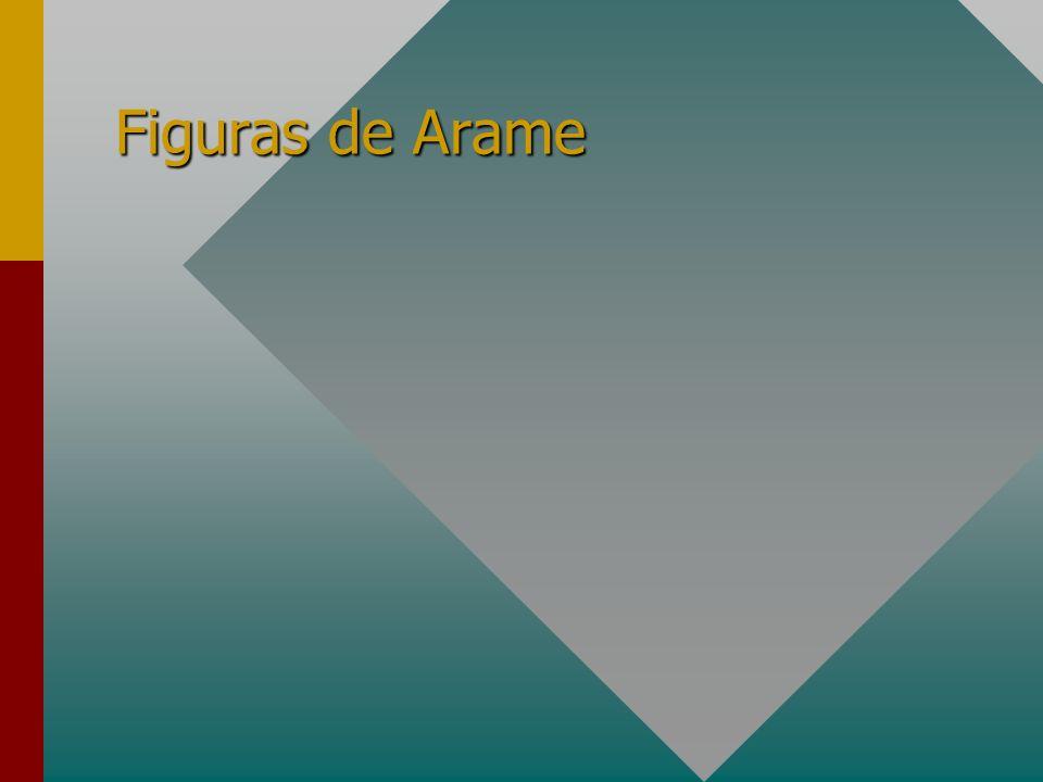 Figuras de Arame