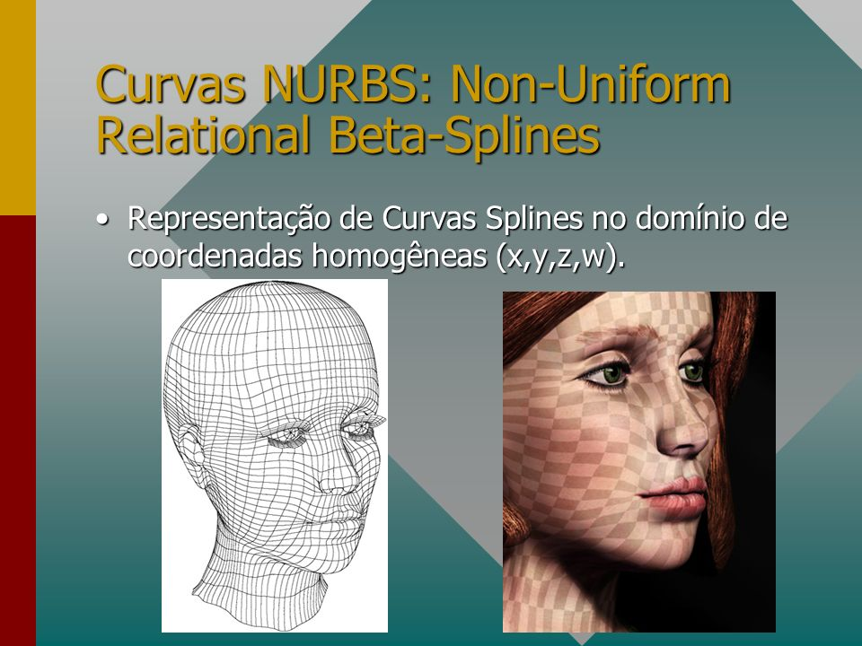 Curvas NURBS: Non-Uniform Relational Beta-Splines