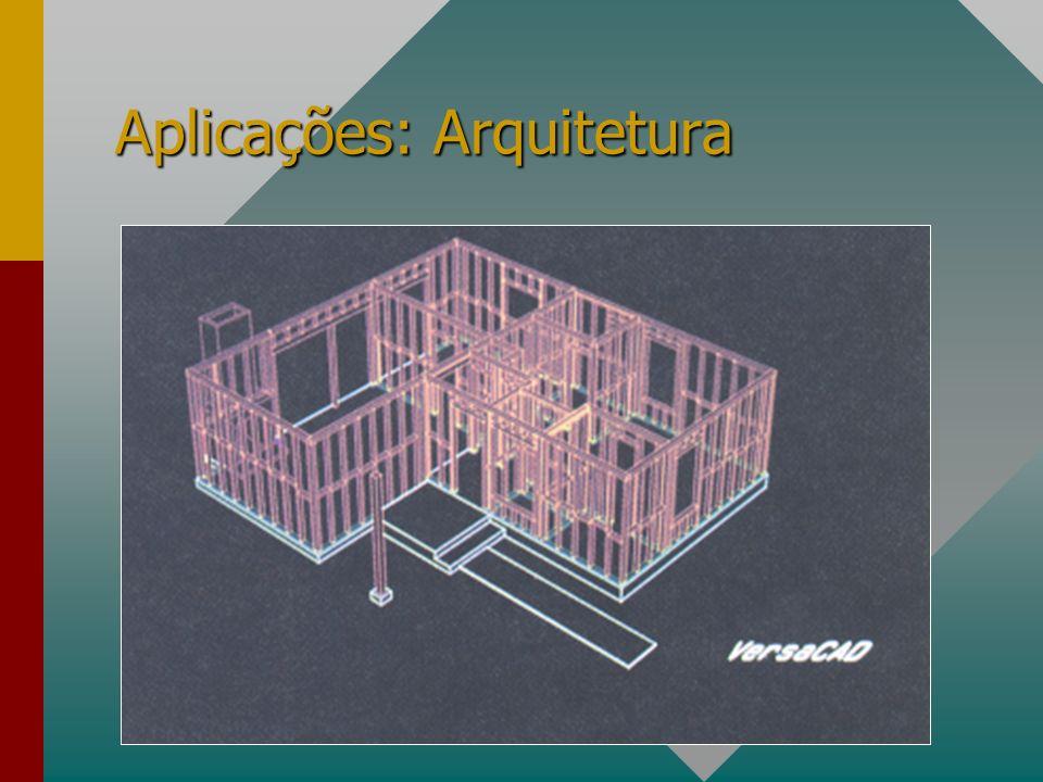 Aplicações: Arquitetura