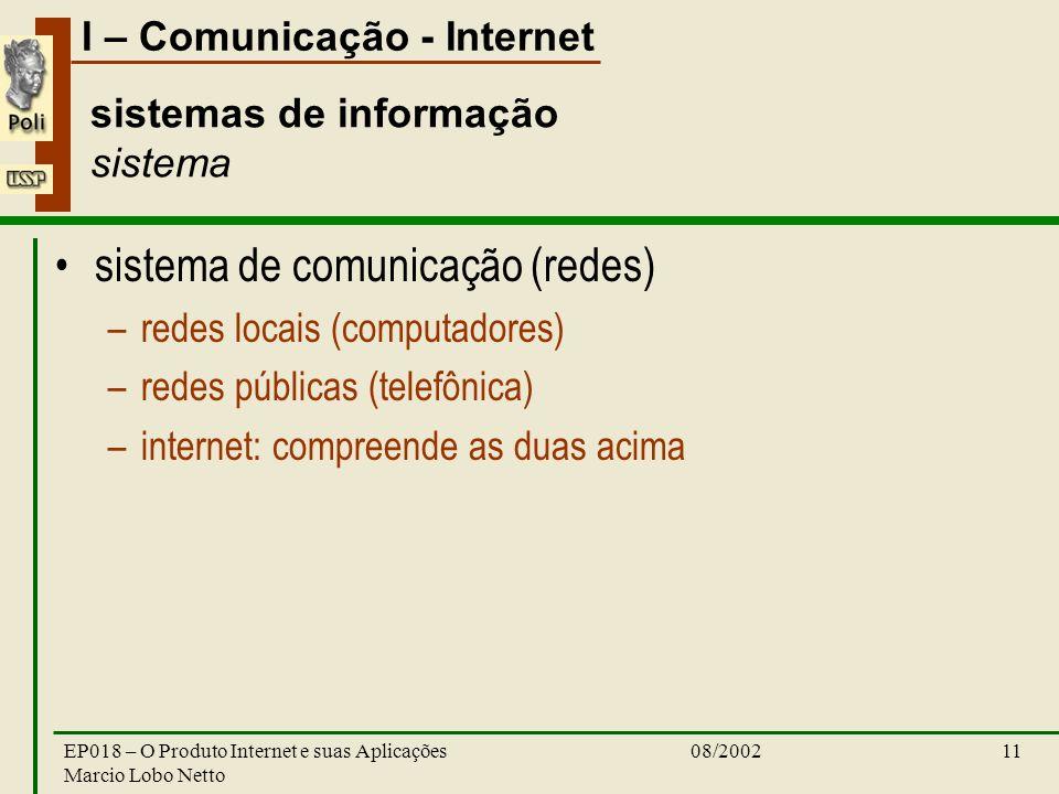 sistemas de informação sistema