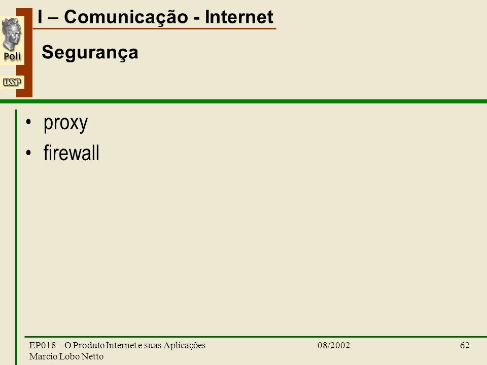 proxy firewall Segurança