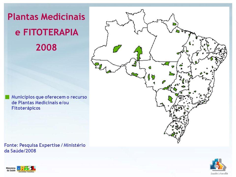 Plantas Medicinais e FITOTERAPIA 2008