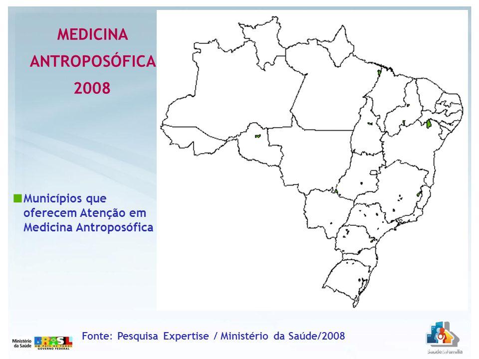 MEDICINA ANTROPOSÓFICA 2008