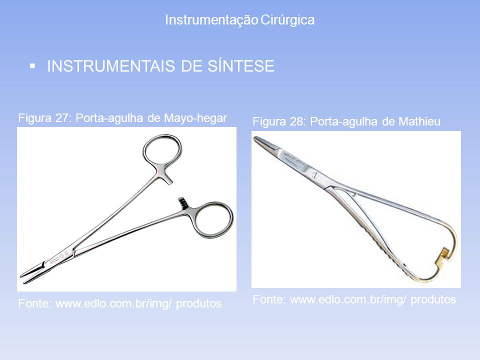 Instrumentação Cirúrgica