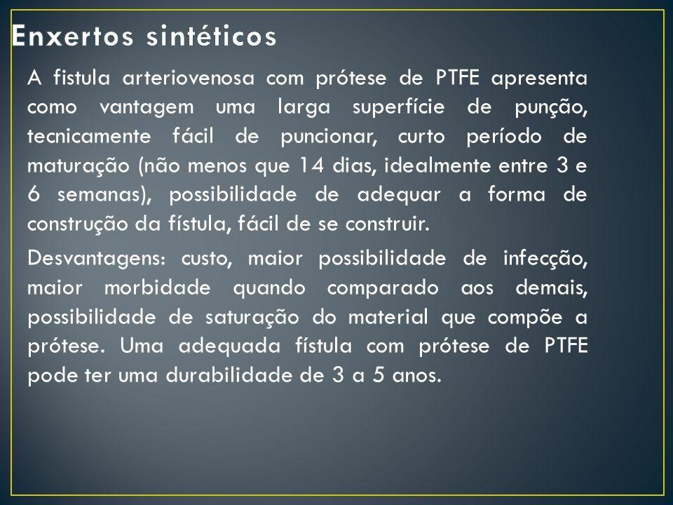 Enxertos sintéticos