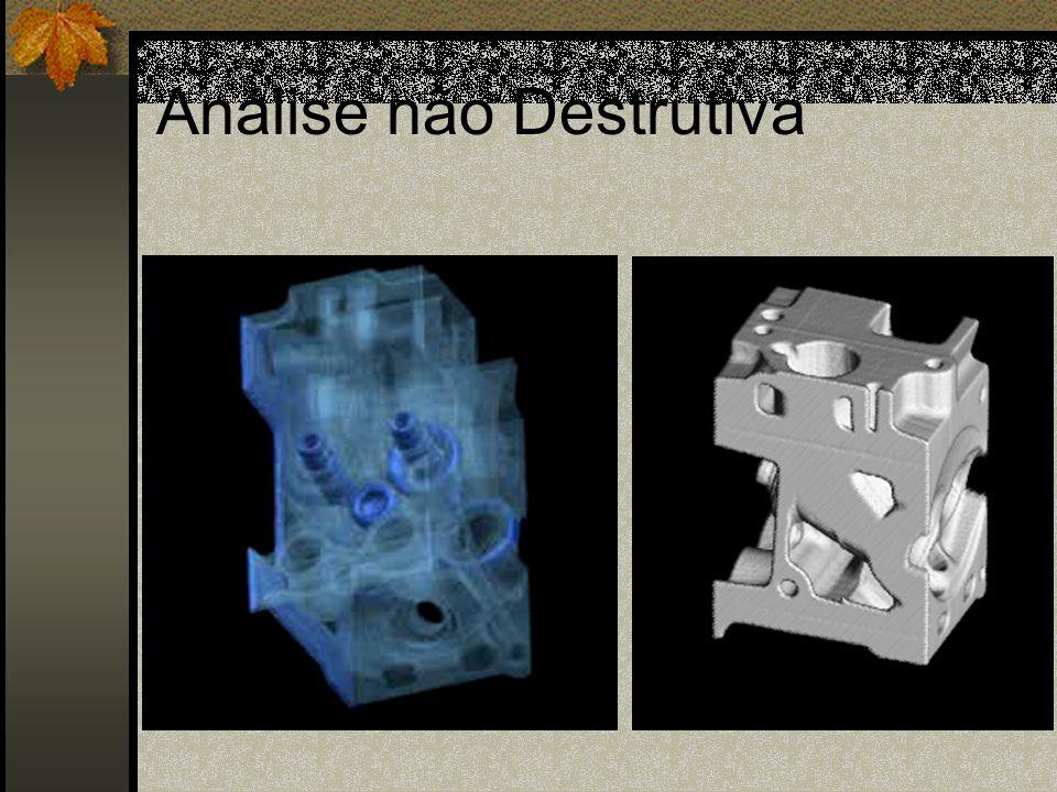 Análise não Destrutiva