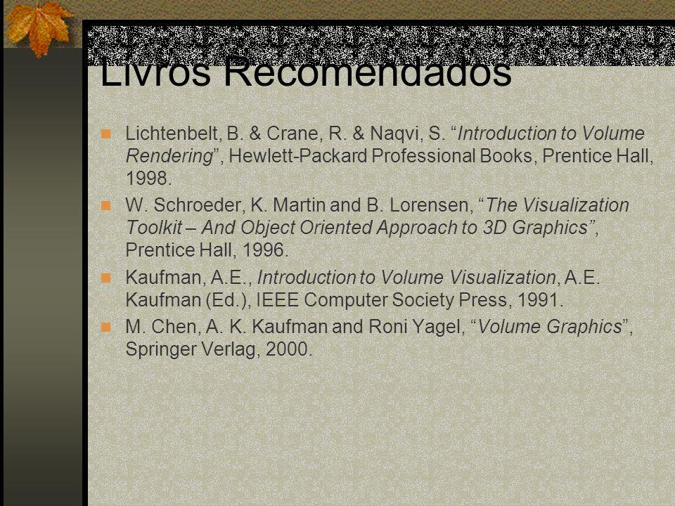 Livros Recomendados