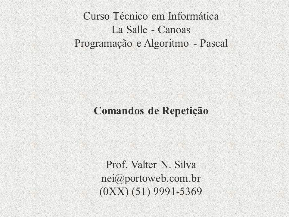 Curso Técnico em Informática La Salle - Canoas
