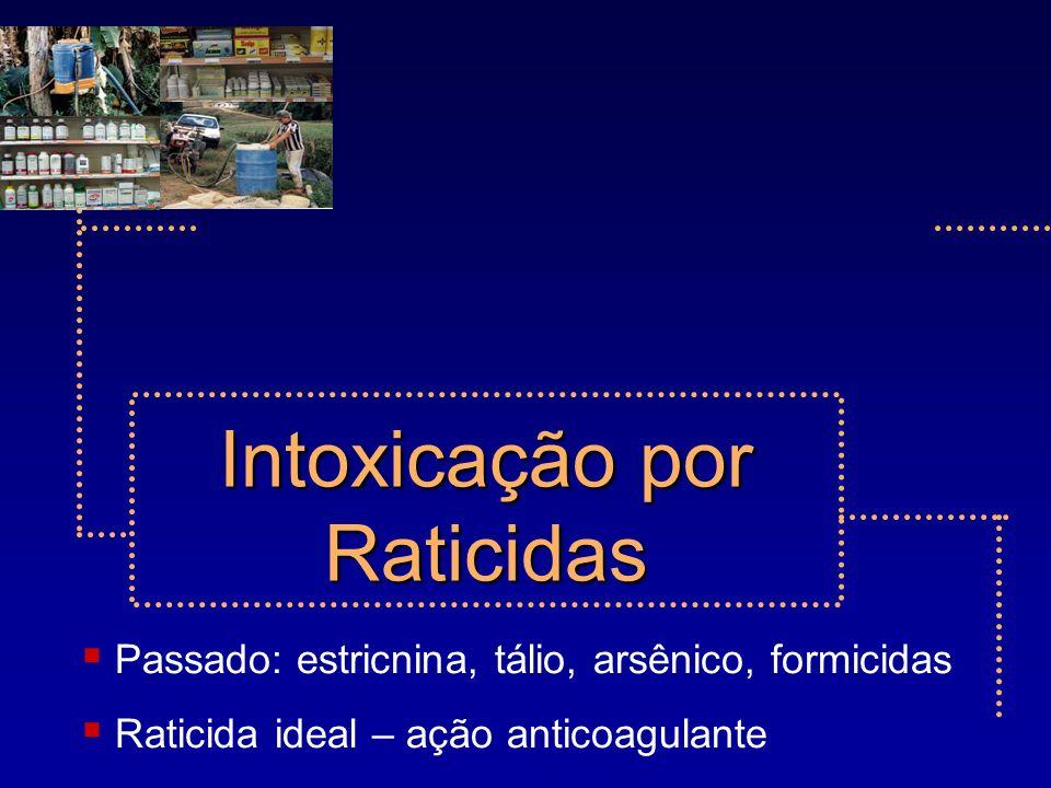 Intoxicação por Raticidas