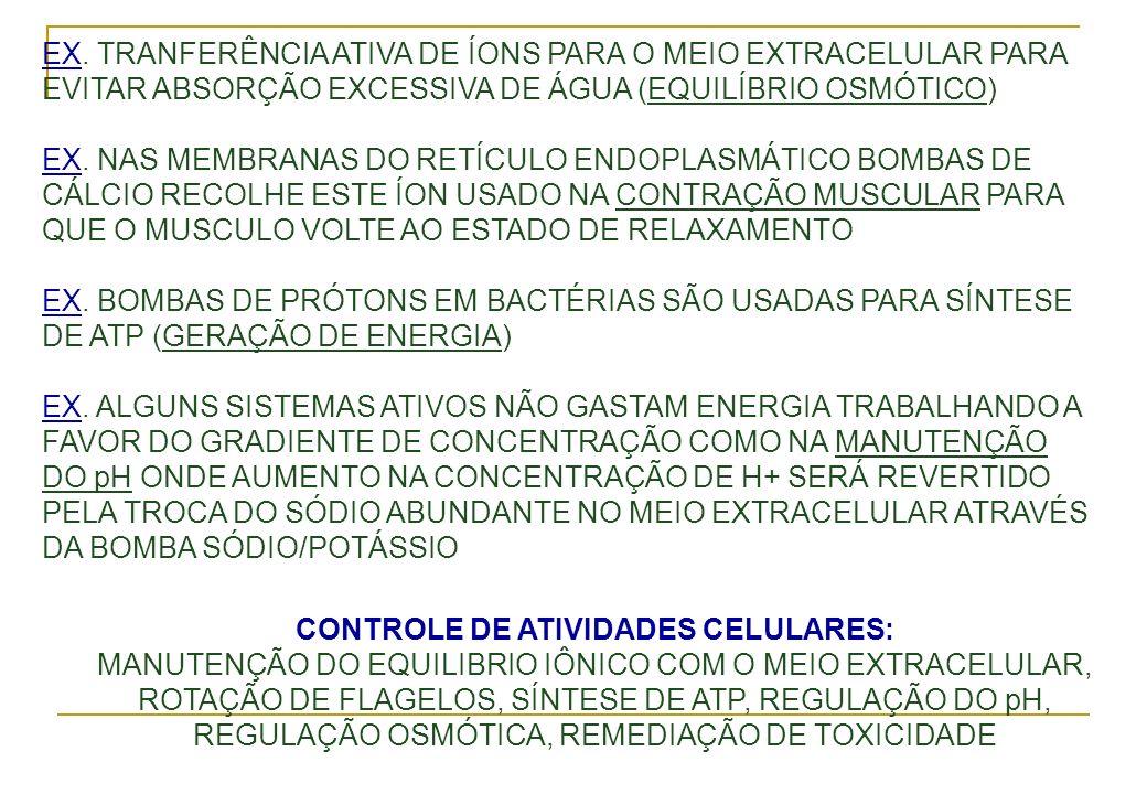CONTROLE DE ATIVIDADES CELULARES: