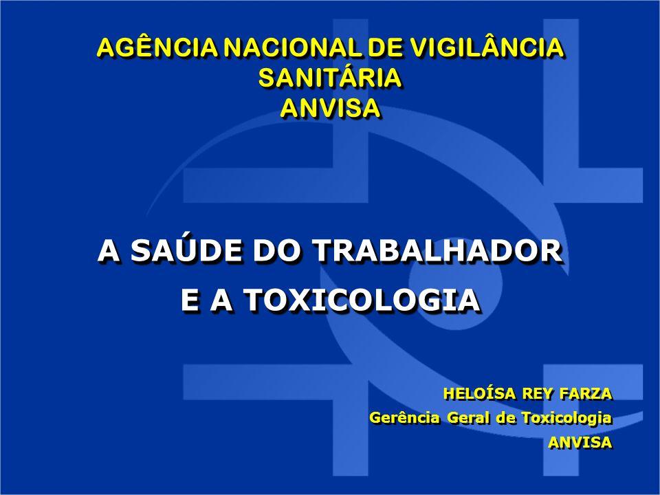 AGÊNCIA NACIONAL DE VIGILÂNCIA SANITÁRIA ANVISA