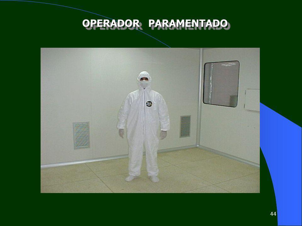OPERADOR PARAMENTADO