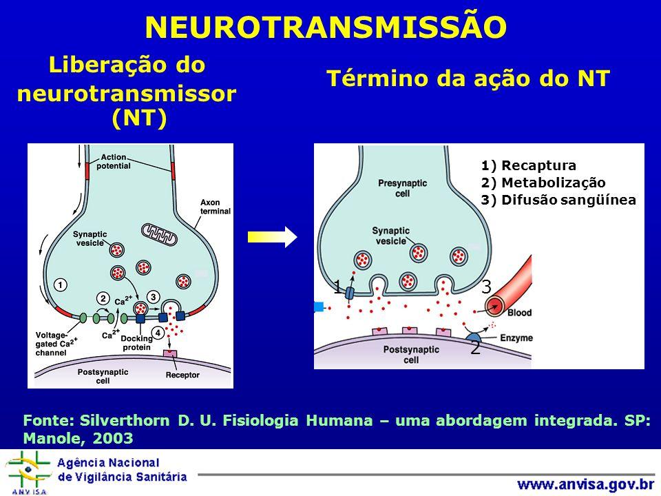 neurotransmissor (NT)