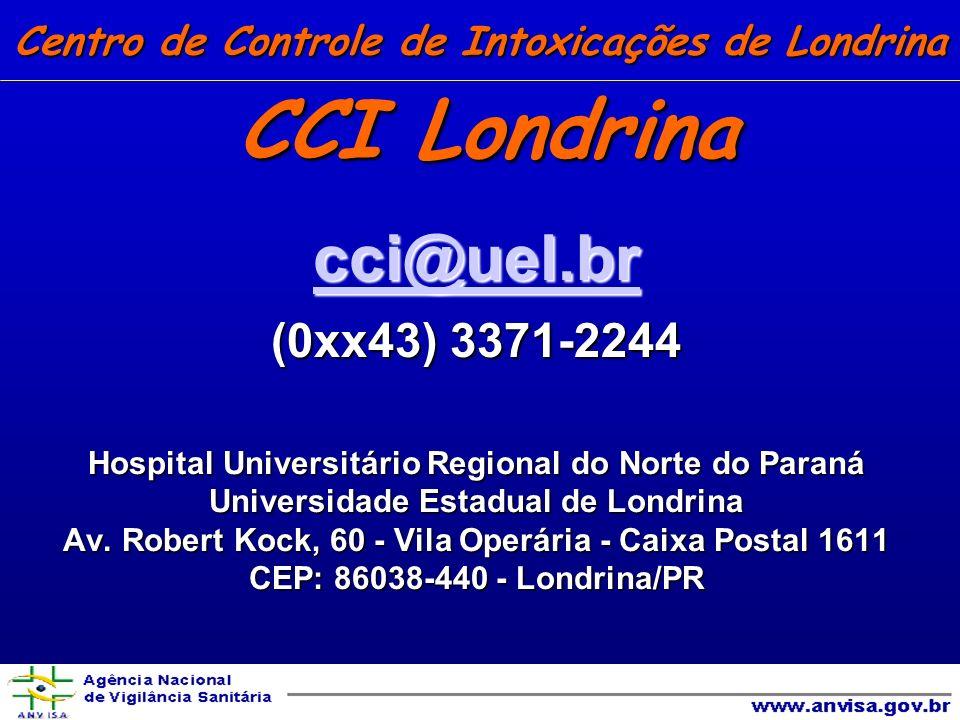 Centro de Controle de Intoxicações de Londrina
