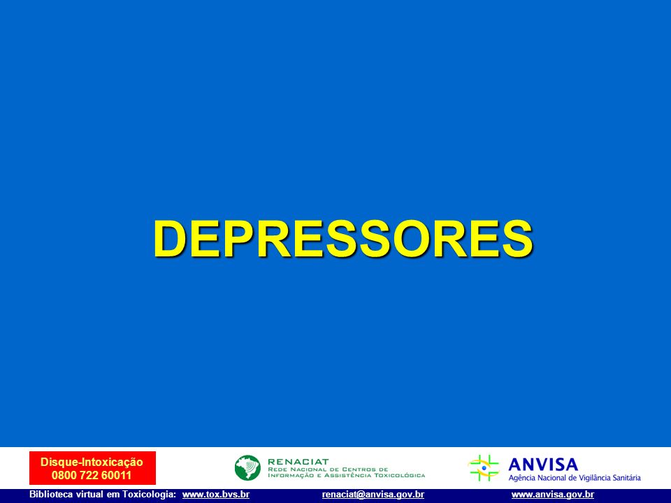DEPRESSORES