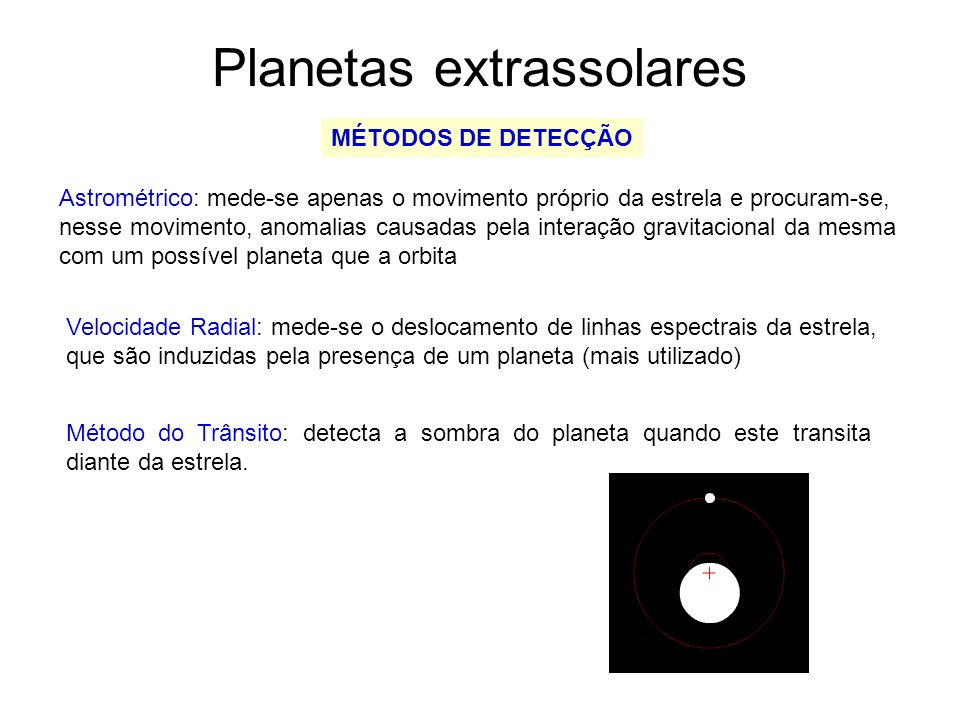 Planetas extrassolares