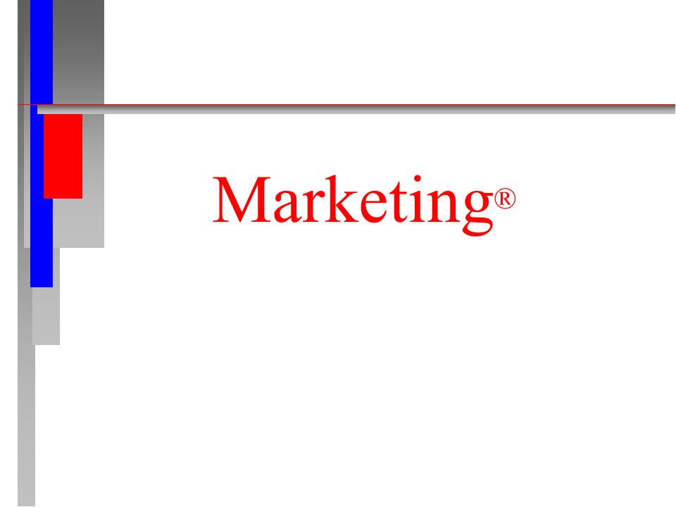 Marketing®