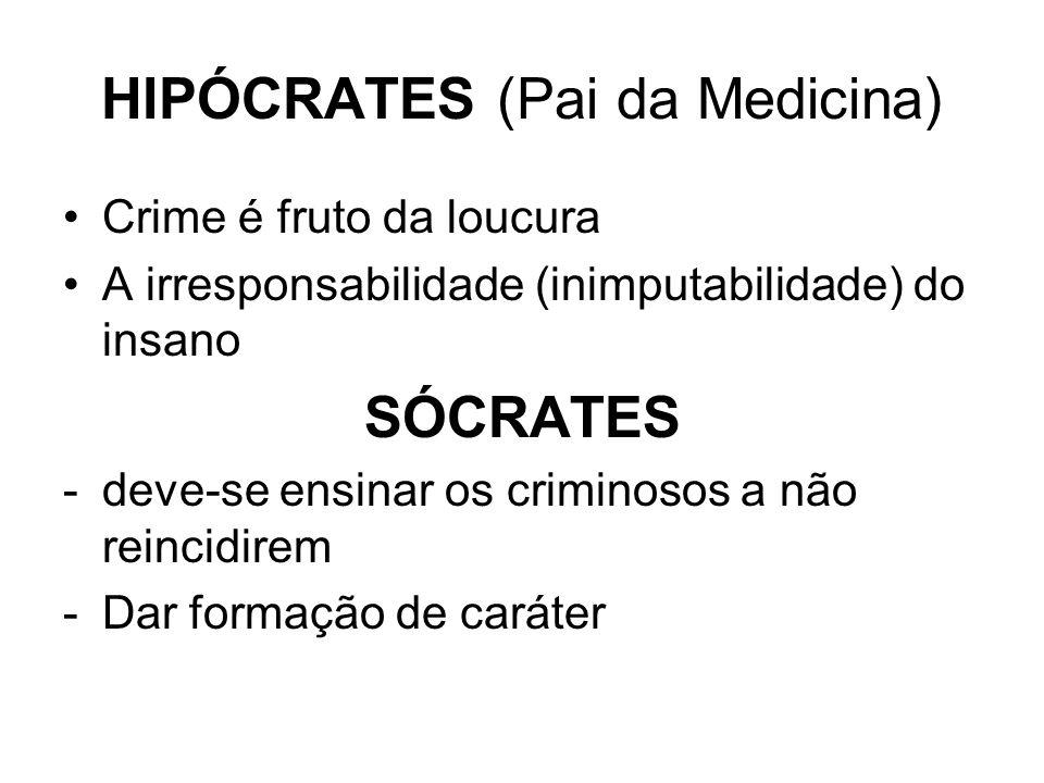 HIPÓCRATES (Pai da Medicina)