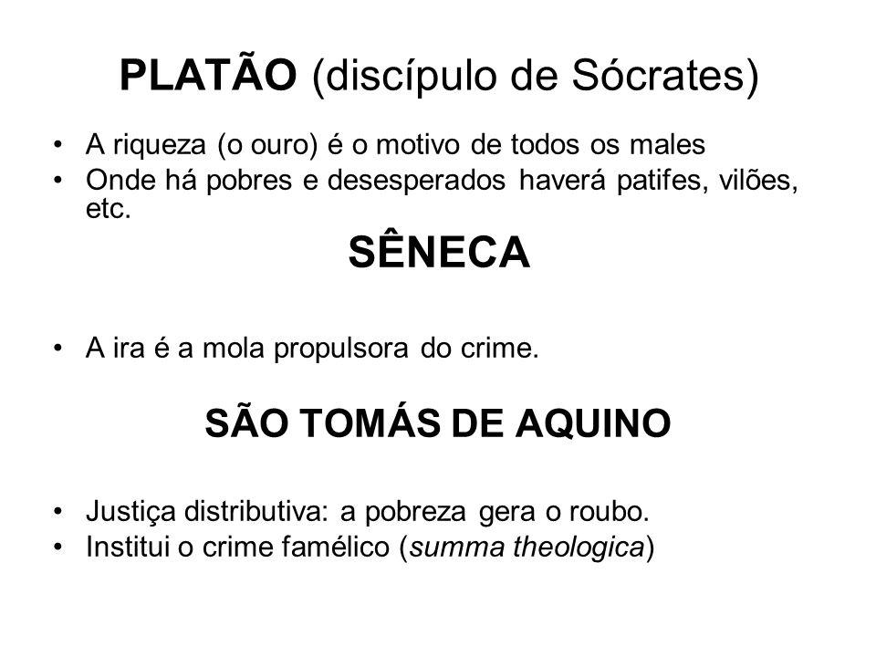 PLATÃO (discípulo de Sócrates)