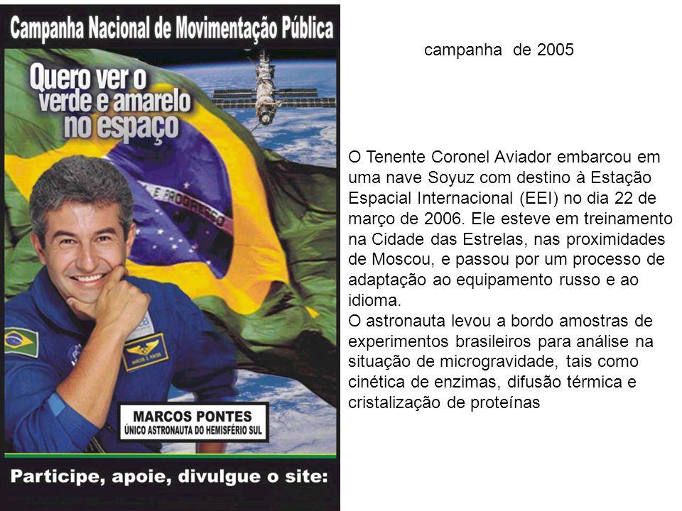 campanha de 2005