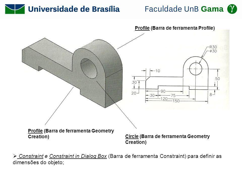 Profile (Barra de ferramenta Profile)