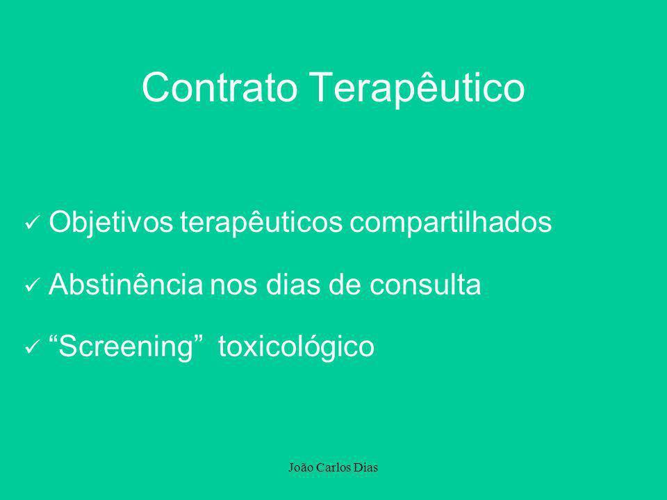 Contrato Terapêutico Objetivos terapêuticos compartilhados
