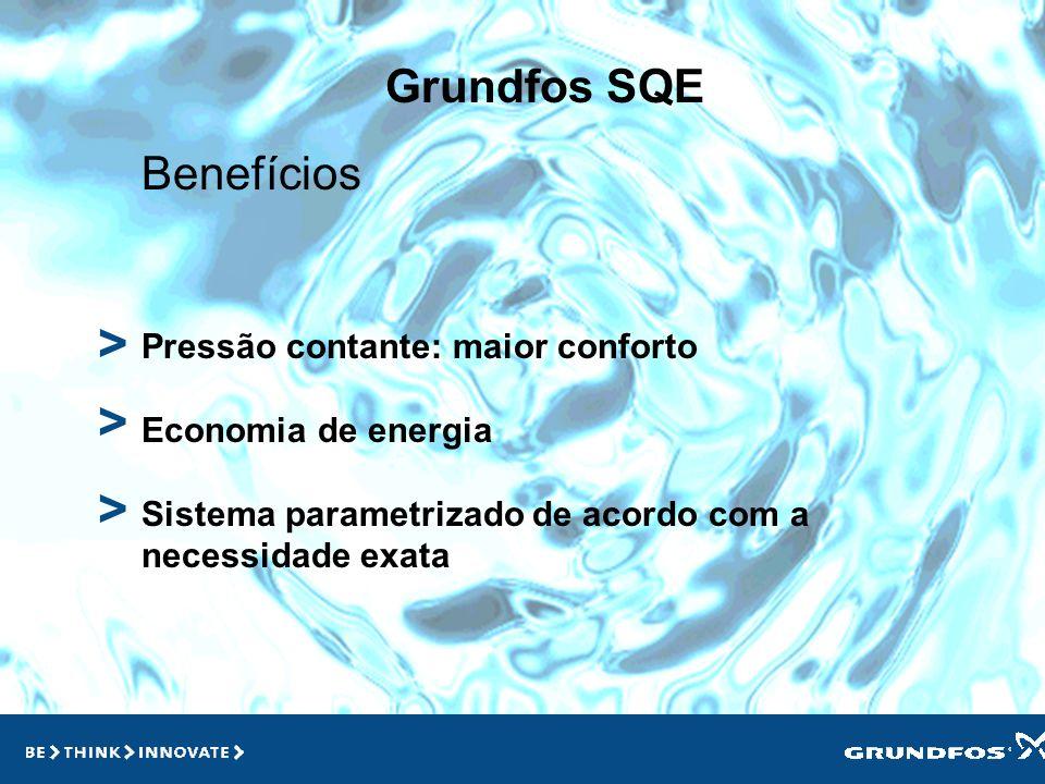 > > > Grundfos SQE Benefícios