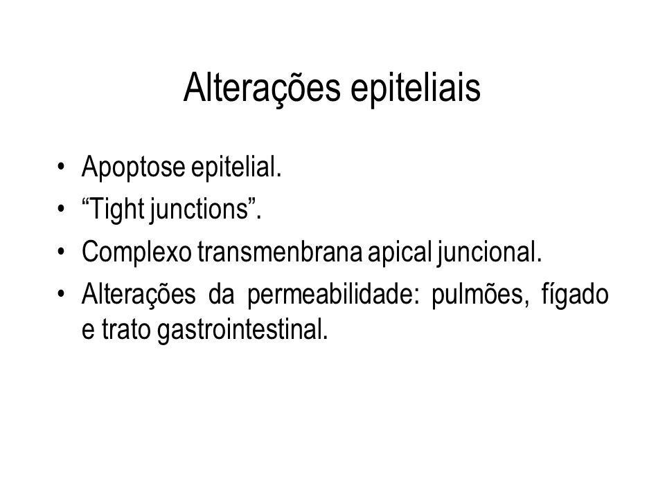 Alterações epiteliais