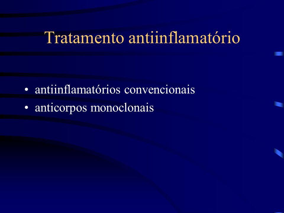 Tratamento antiinflamatório