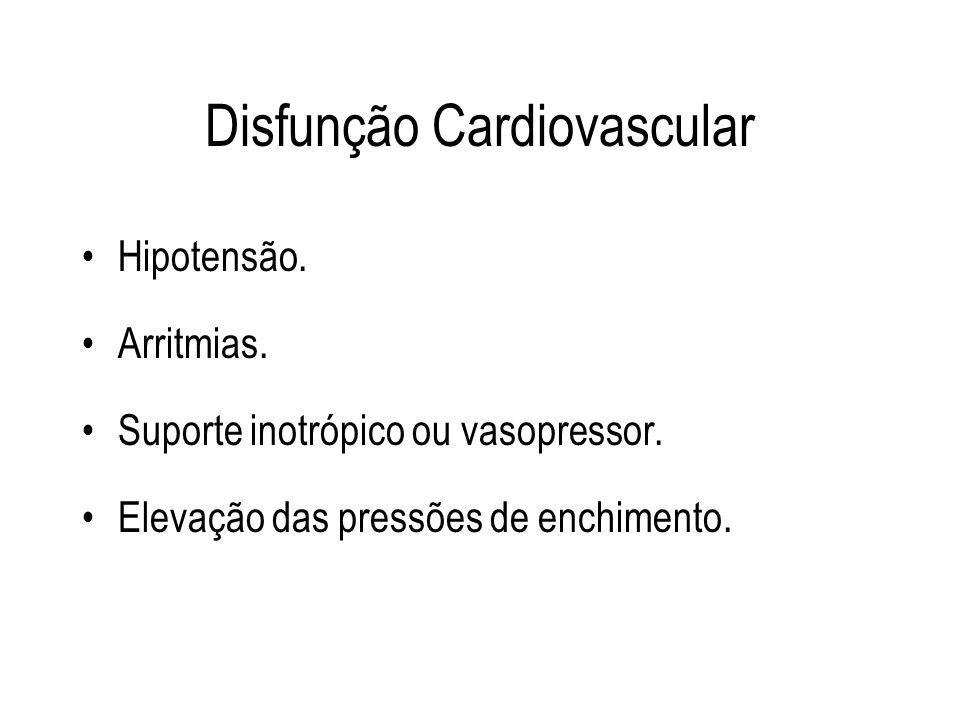 Disfunção Cardiovascular