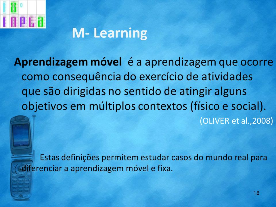 M- Learning
