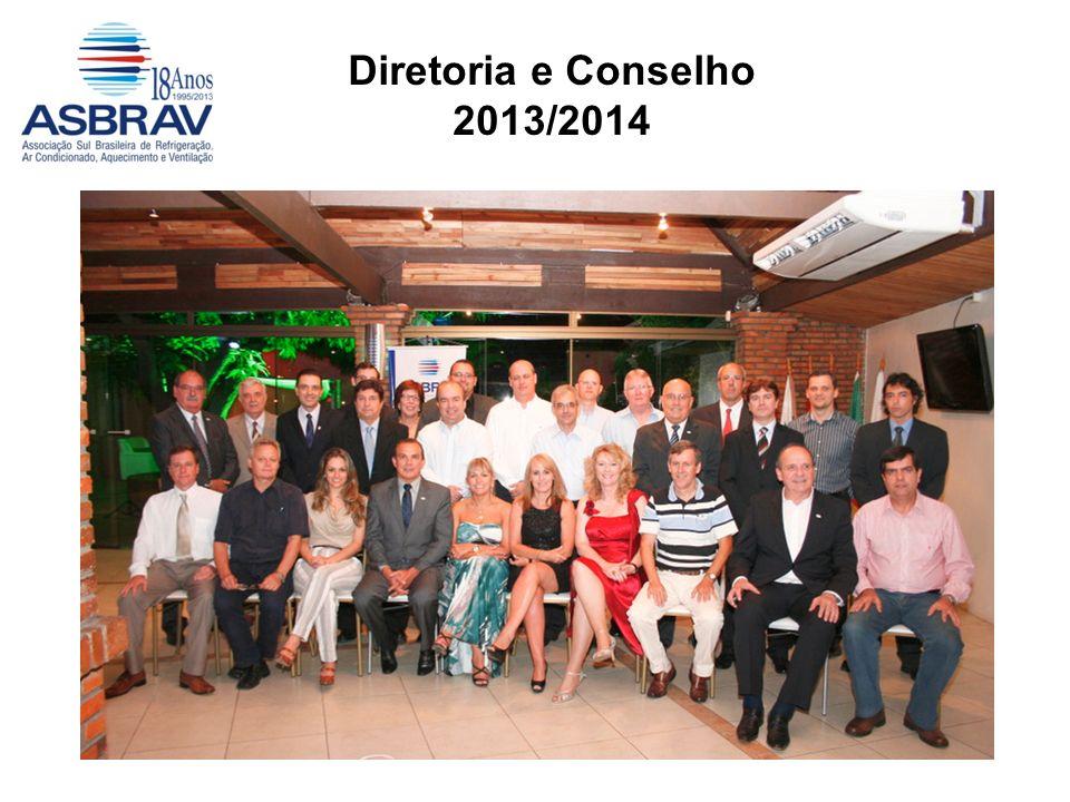 Diretoria e Conselho 2013/2014