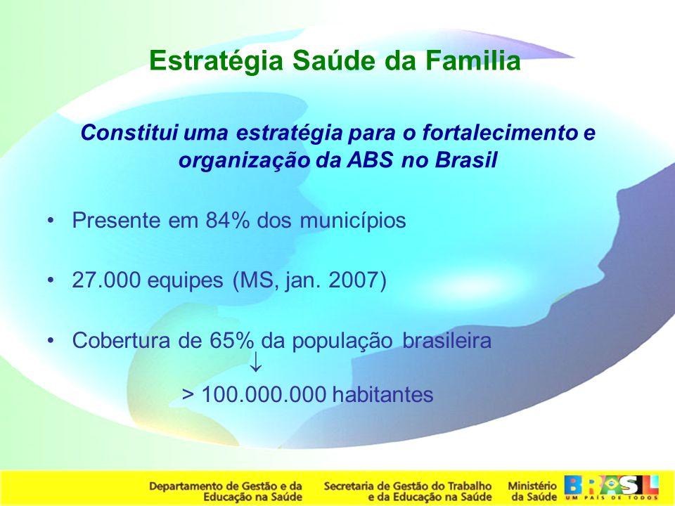 Estratégia Saúde da Familia