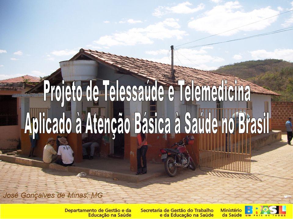 Projeto de Telessaúde e Telemedicina