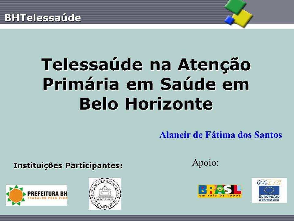 Telessaúde na Atenção Primária em Saúde em Belo Horizonte