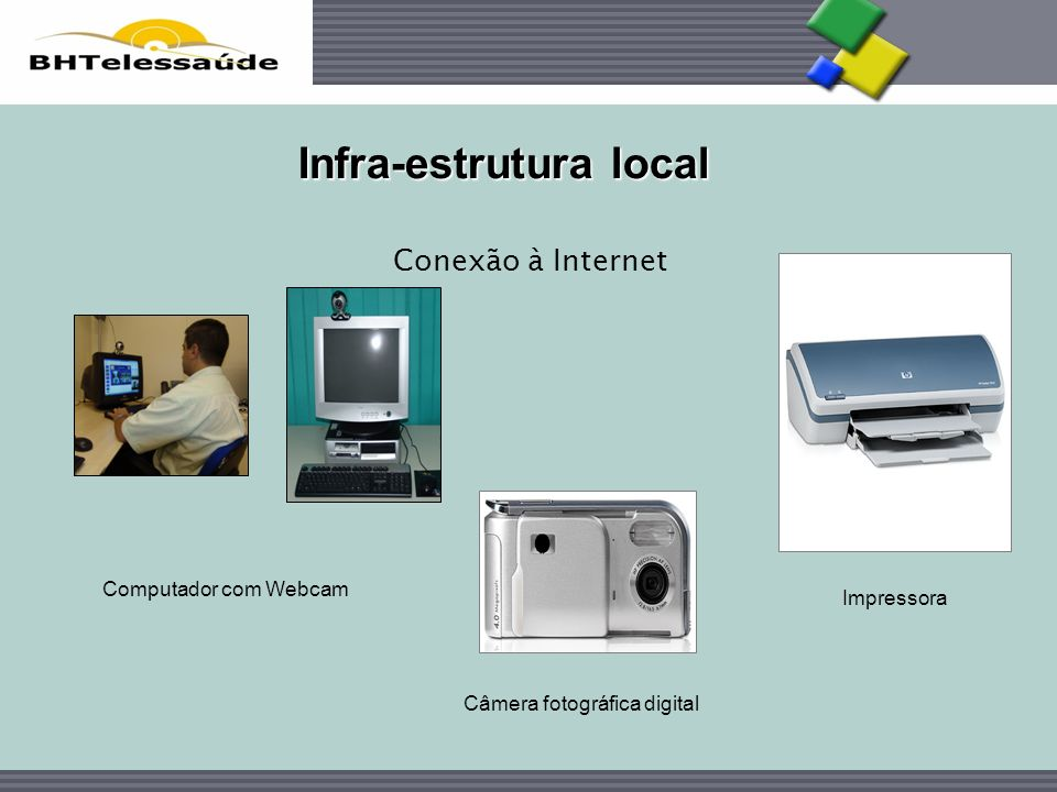 Infra-estrutura local