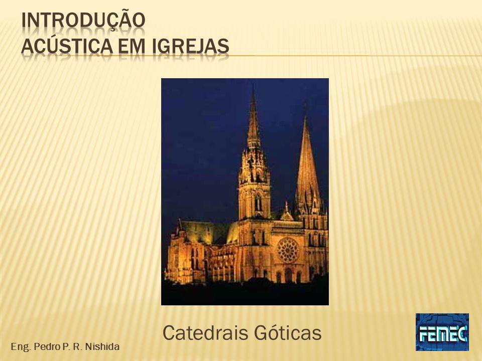 Introdução acústica em igrejas