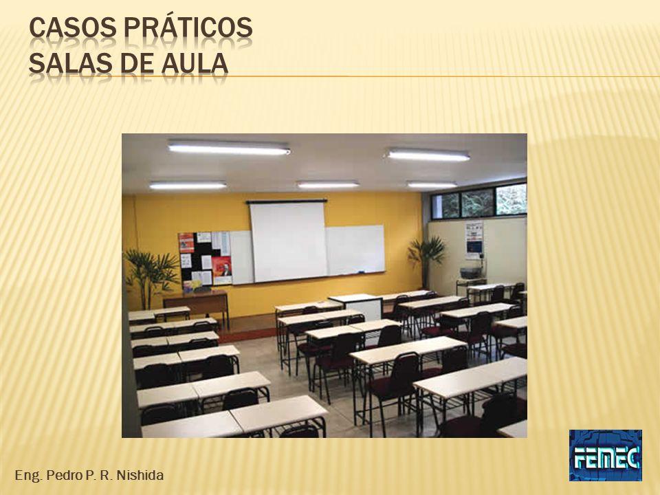 Casos práticos salas de aula