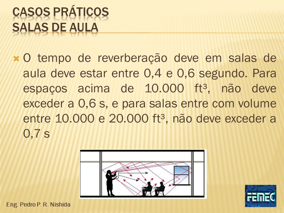 Casos práticos salas de aula