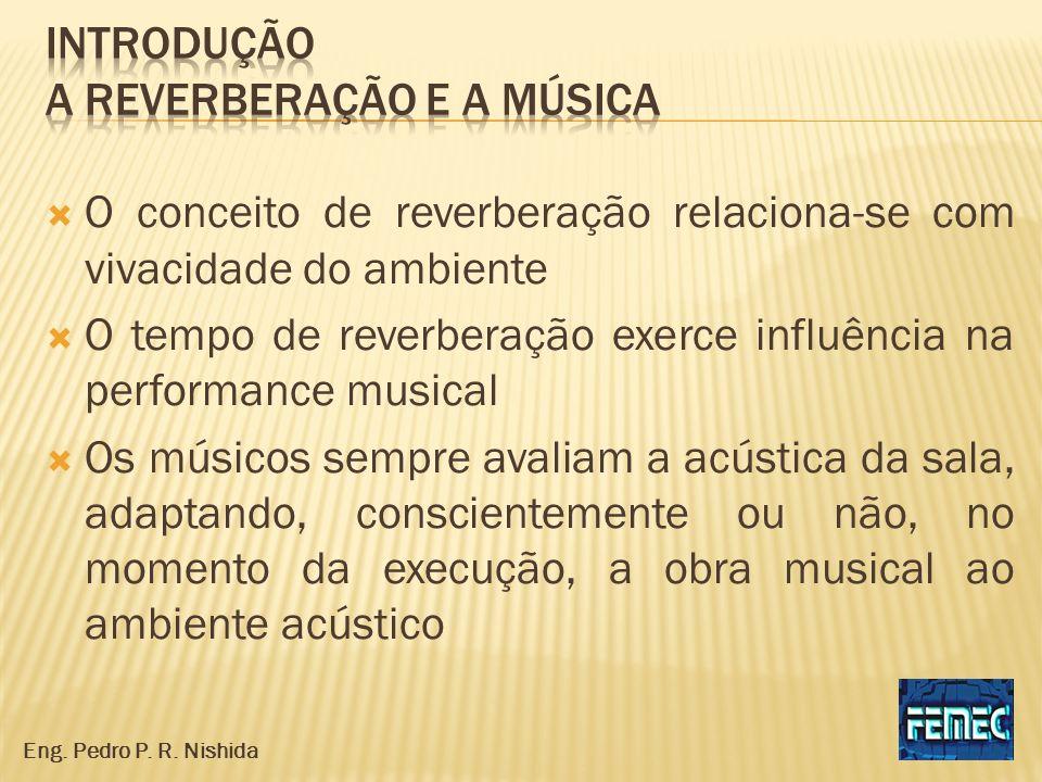Introdução a reverberação e a música