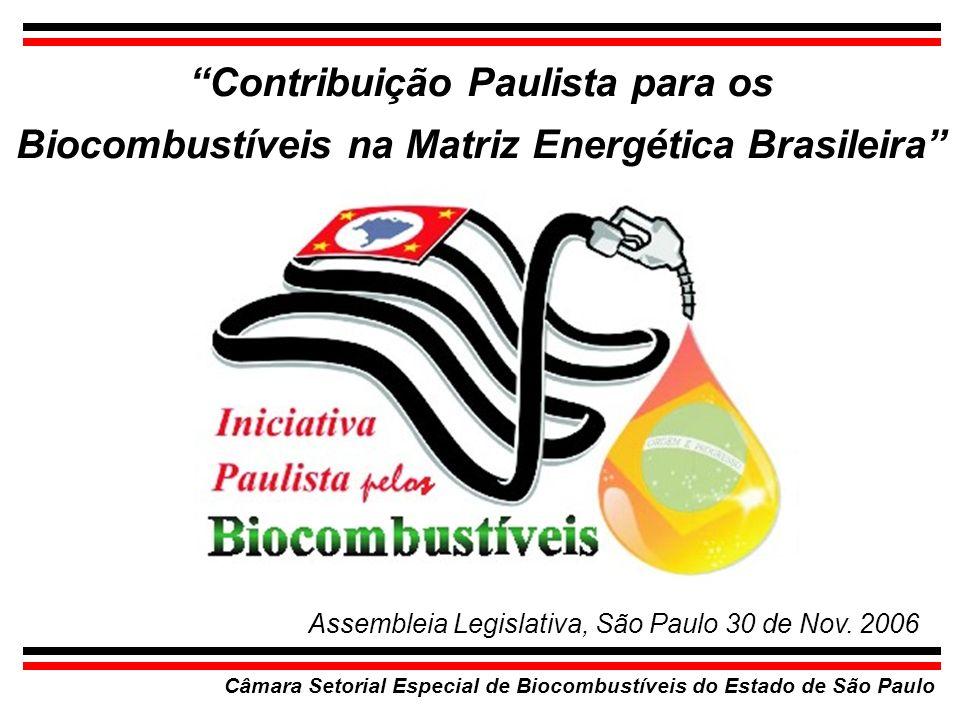 Contribuição Paulista para os