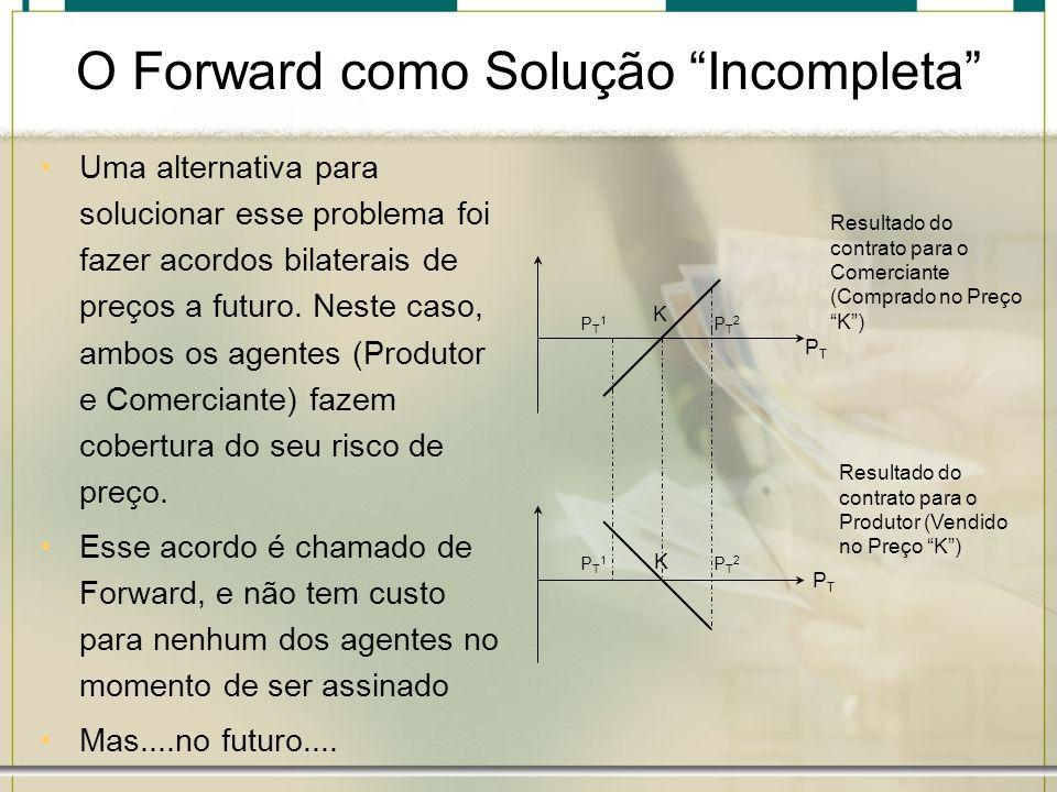O Forward como Solução Incompleta