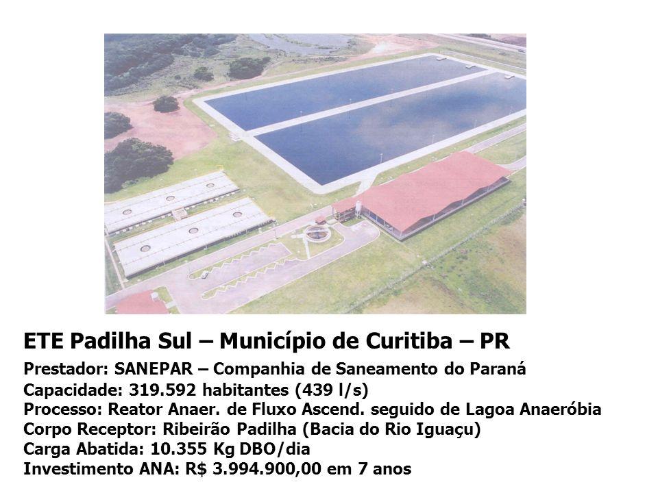 ETE Padilha Sul – Município de Curitiba – PR