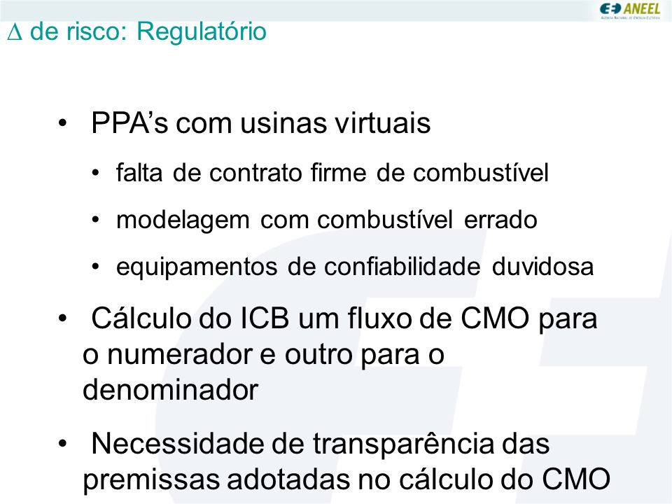 PPA's com usinas virtuais